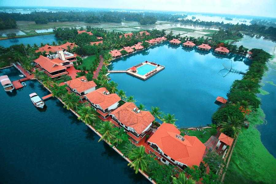 Lake Palace Alleppey